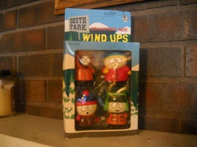 South Park Collectors Pack Wind Ups