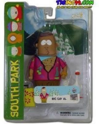 Mezco South Park Figure: Big Gay Al