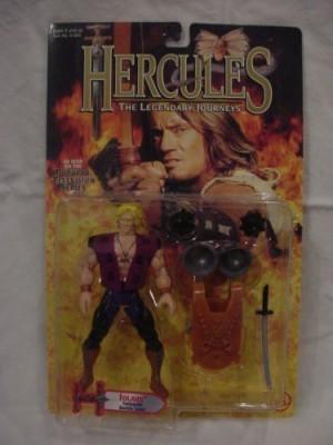 HERCULES The Legenday Journeys Iolaus
