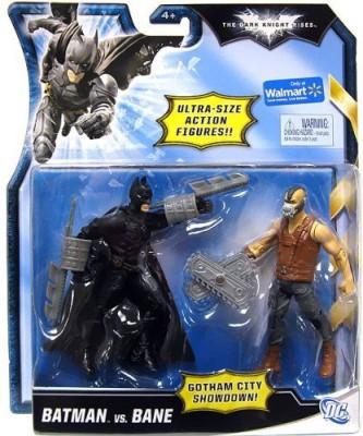 Batman Mattel Dark Knight Rises Exclusive 5 Inch Ultrasize Bladed
