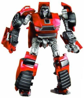 Transformers Hunt for the Decepticons Scout Class Action Figure Windcharger