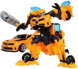 PATHE Transformers CONVERTS TO CAR Bumbl...