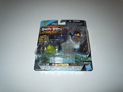 Angry Birds Star Wars Telepods Series 2 Lando Calrissian Bird & Shock