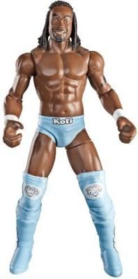 Mattel Wwe Flexforce Swing Kickin Kofi Kingston