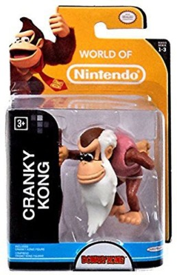 Nintendo World Of Donkey Kong Country Tropical Freeze Series 3
