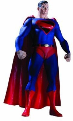 DC COMICS Justice Society of America: Series 2: Kingdom Come Superman Action Figure