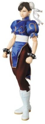 Medicom Street Fighter Iv Chunli Version 20 Real Hero