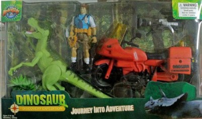 Adventure Planet Discovery Expeditions Dinosaur Explorer Set