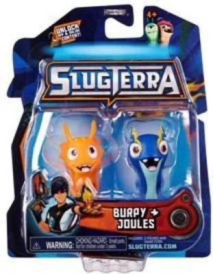 SLUGTERRA Mini 2Pack Burpy V1 & Joules [Includes Code For
