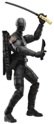 G I Joe Retaliation Ninja Duel Snake Eyes