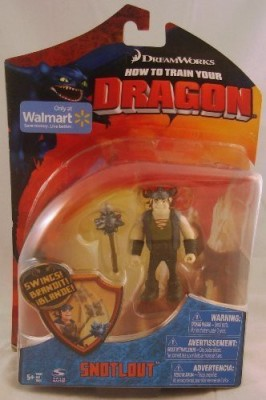 Dreamworks How To Train Your Dragon Movie 4 Inch Snotlout
