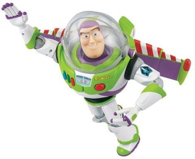 Pixar Toy Story 3 Talking Action Figure - Buzz Lightyear