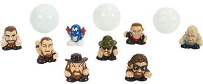 ZPur Squinkies Wwe Bubble Pack Series 3