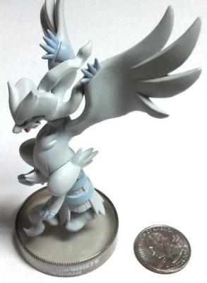 Pokemon Reshiram Black & White 3 Inch Mini Pvc Rare Legendary