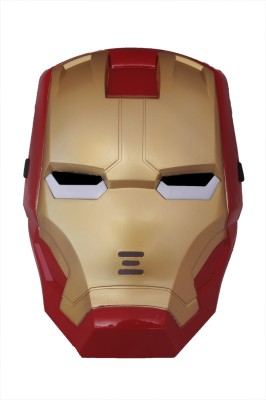 Chamunda Gifts Ironman Mask Lighting