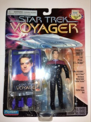 Star Trek voyager commander chakotayfirst officer(Multicolor)