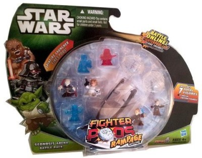 Star Wars Fighter Pods Rampage Battle Geonosis Arena Battle Pack