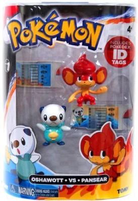 Pokemon Series 1 Oshawott Vs Pansear 2Pack