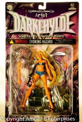 Darkchylde Randy Queen,S Ariel From Dardchylde 6