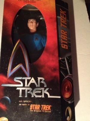 Playmates Mr Spock As Seen In Star Trek The Original Tv Series 12