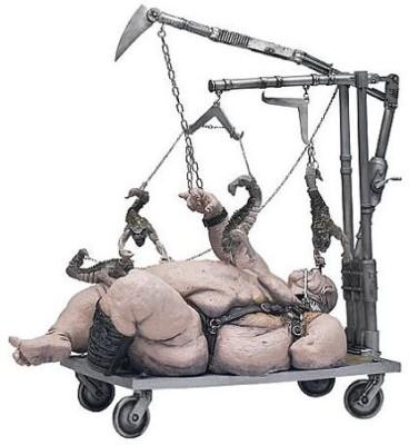 Tortured Souls McFarlane Toys Clive Barkers 2 The Fallen Action Figure Feverish