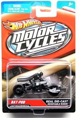 Hot Wheels Motorcycles Batpod
