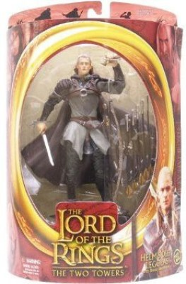 The Lord Of The Rings Helm,S Deep Legolas With Sheild Skateboard From The Two