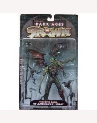 Spawn Dark Ages 1998 Mcfarlanespawn Series 11 Dark Ages Spellcaster