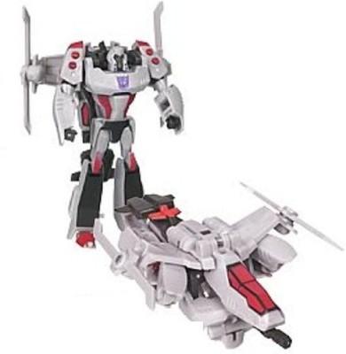 Hasbro Megatron Transformers Animated Activators Action Figure