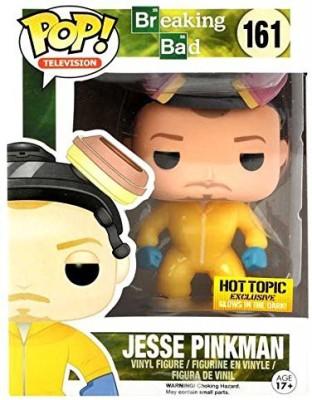 Pop Funko Tv 161 Breaking Bad Jesse Pinkman (Hot Topic