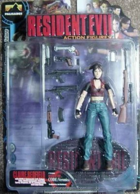 Resident Evil Palisadesseries 2 Claire Redfield Clean Version Code