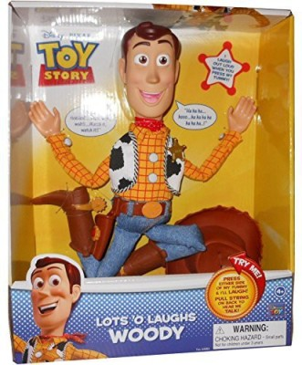 Toy Story Lots O,Laugh Woody