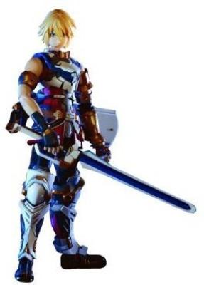 Square Enix Star Ocean The Last Hope Play Arts No 1 Edge Maverick