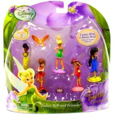 Playmates Disney Fairies Tinker Bell And The Great Fairy Rescue