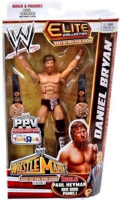 WWE Elite Collection Exclusive Best Of Payperview 2013 Daniel