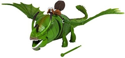 Dreamworks Dragons Dreamworks How To Train Your Dragon 2 Skullcrusher Power