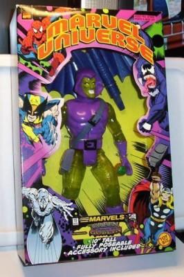 Spiderman Marvel Universe Green Goblin 10In