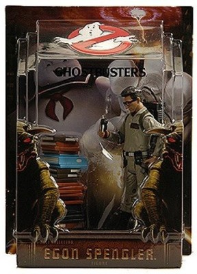 Ghostbusters Mattel Exclusive 6 Inch Dr Egon Spengler With Pke Meter