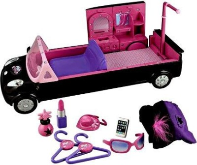 Toyteck Teck Teacup Piggy Freewheeling Limousine Play Set