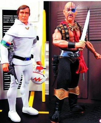 Diamond Select S Buck Rogers Wave 1 Set19 Scale