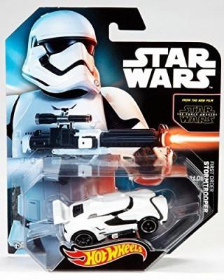 Mattel Sdcc 2015 Hot Wheels Star Wars The Force Awakens