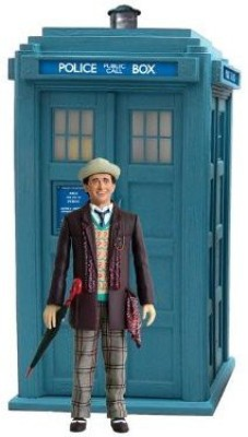 Underground Toys Seventh Doctor With Classic Electronic Tardis