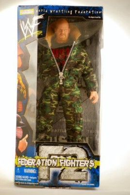 WWF Wwe Federation Fighters F2 Stone Cold Steve Austin