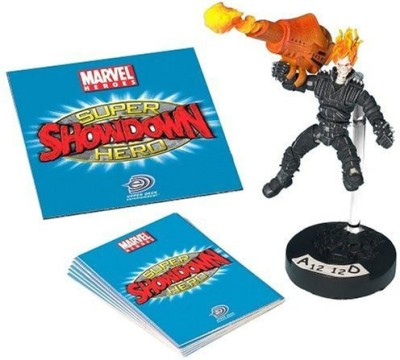 Toy Biz Marvel Super Hero Showdown Battle Pack A Ghostrider