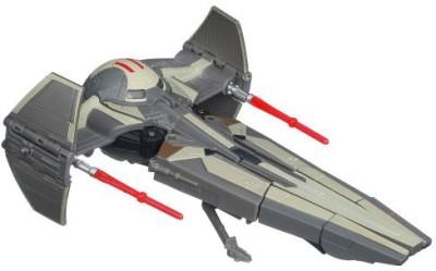 Star Wars Transformers Class Ii Darth Maul Sith Infiltrator