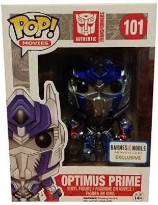 Funko POP! Exclusive Barnes And Noble Optimus Prime Metallic