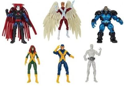 San Diego Comic Exclusive San Diego Comic Con SDCC 2012 X-Men Collector 6 Figure Set Marvel Universe X-Factor