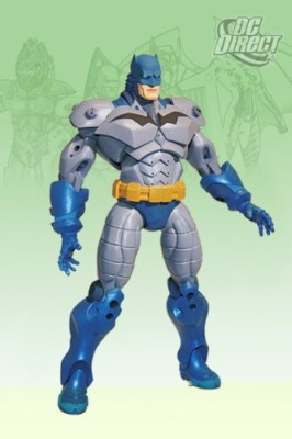 DC COMICS Armory Series 1 Batman (Armored)
