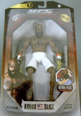 Jamn Products Ufc Series 1 6 Inch Kimbo Slice Exclusive Variant