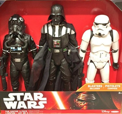 Star Wars Character Figurinesthe Empire Classicset Of 3